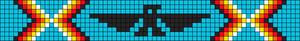 Alpha pattern #16657