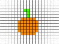 Alpha pattern #16665