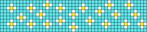 Alpha Friendship Bracelet Pattern #16676