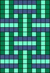 Alpha pattern #16678