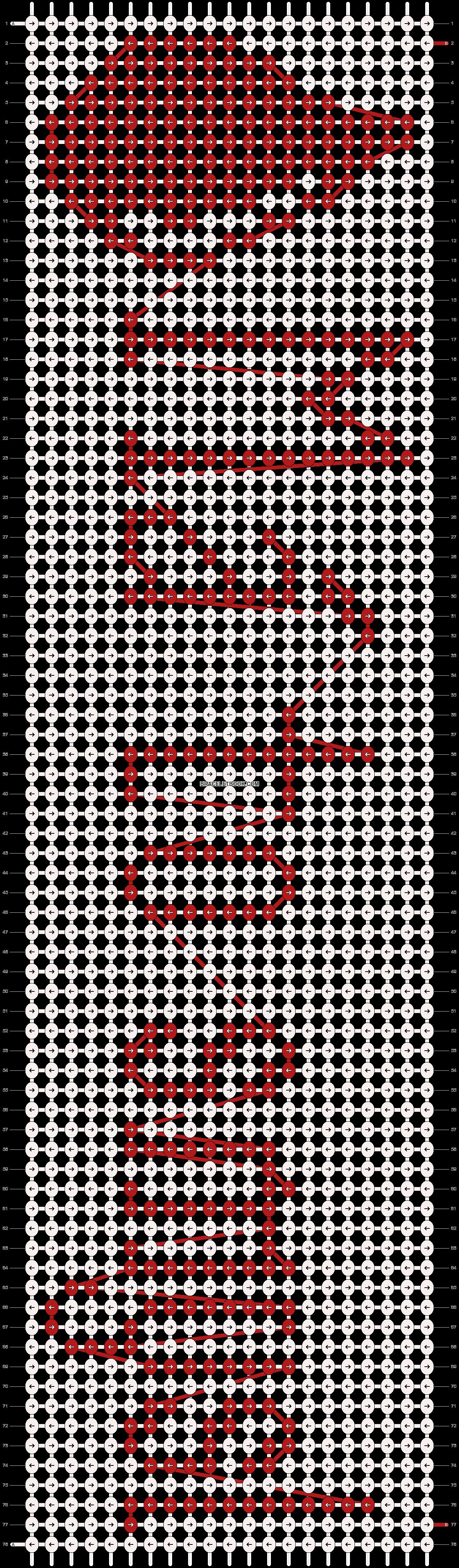 Alpha pattern #16711 pattern
