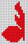 Alpha pattern #16715