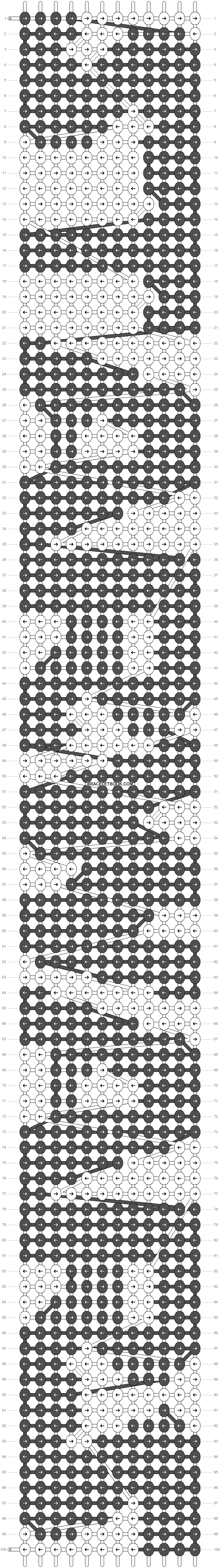 Alpha pattern #16721 pattern