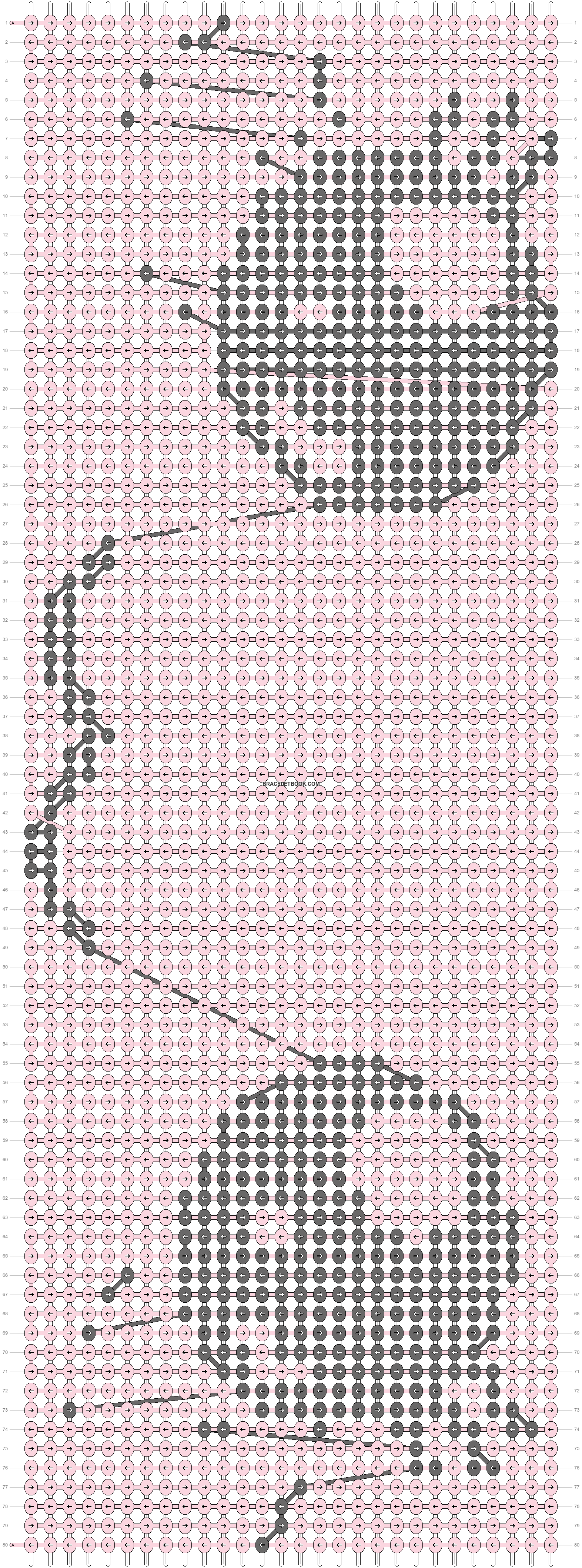 Alpha pattern #16727 pattern