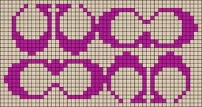Alpha pattern #16734