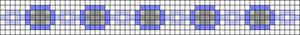 Alpha Friendship Bracelet Pattern #16736