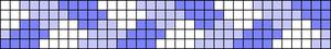 Alpha Friendship Bracelet Pattern #16739