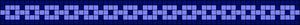 Alpha Friendship Bracelet Pattern #16741