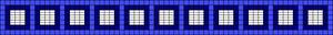 Alpha Friendship Bracelet Pattern #16750