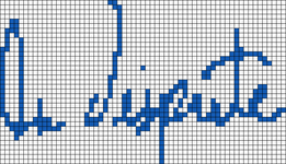 Alpha pattern #16757
