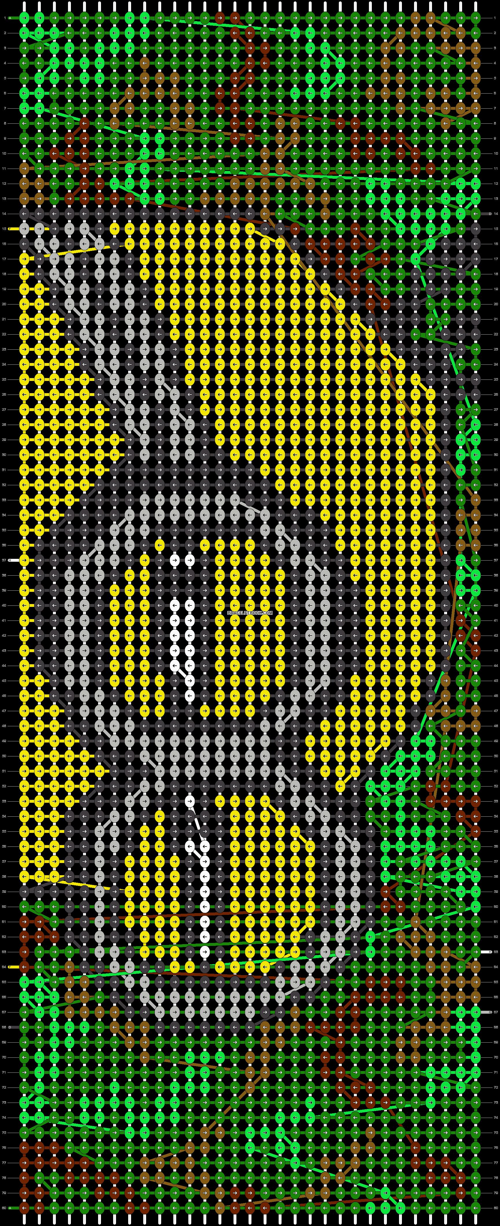 Alpha pattern #16769 pattern