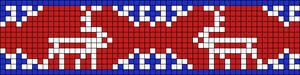 Alpha Friendship Bracelet Pattern #16772
