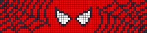 Alpha Friendship Bracelet Pattern #16776