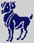 Alpha Friendship Bracelet Pattern #16781