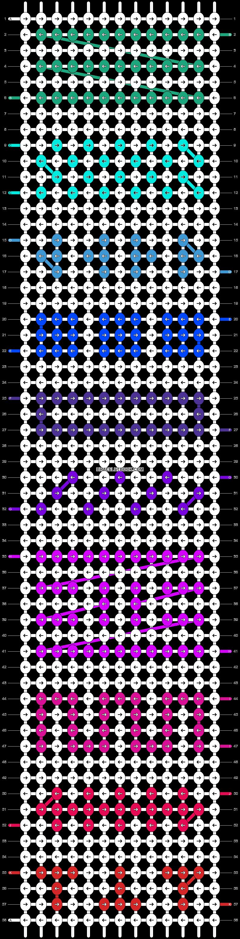 Alpha pattern #16783 pattern