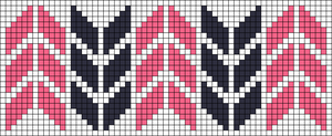 Alpha pattern #16784