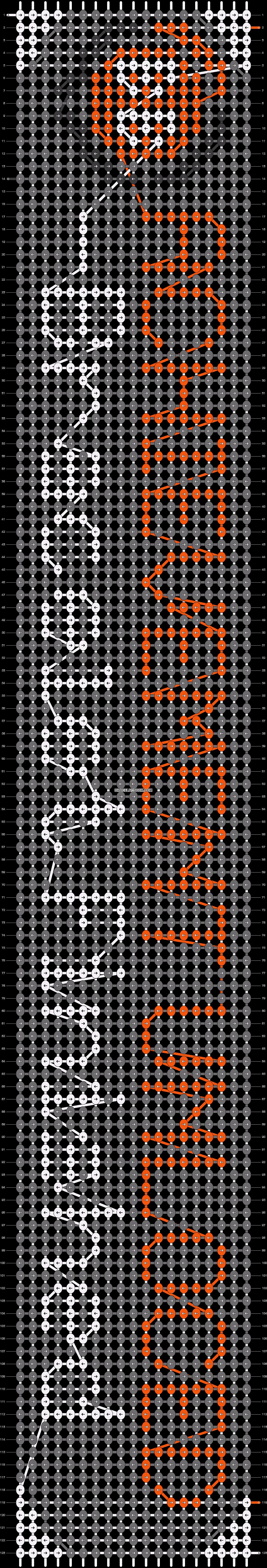 Alpha pattern #16785 pattern