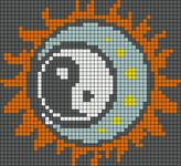 Alpha pattern #16786