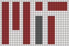 Alpha pattern #16788