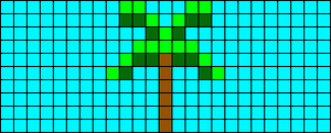 Alpha pattern #16814
