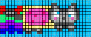Alpha Friendship Bracelet Pattern #16816