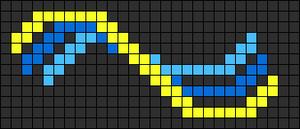 Alpha pattern #16817