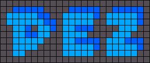 Alpha pattern #16819