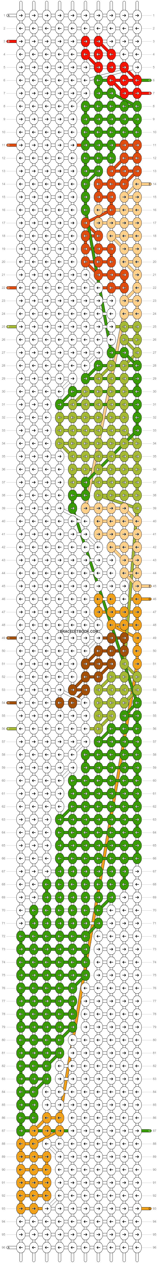 Alpha pattern #16828 pattern