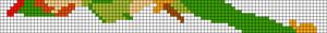Alpha Friendship Bracelet Pattern #16828