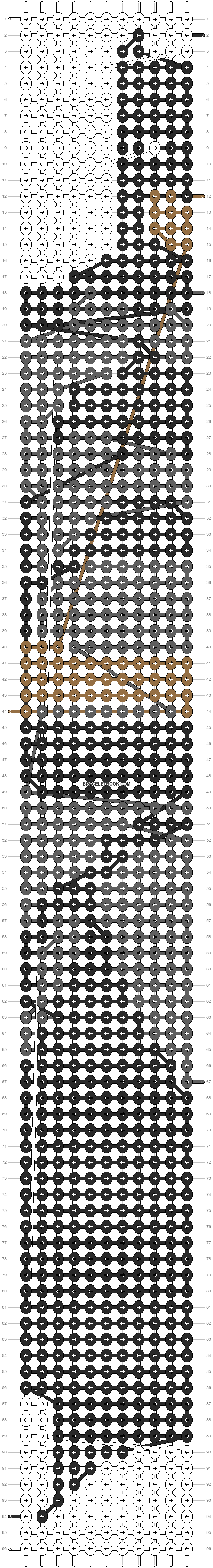 Alpha pattern #16829 pattern