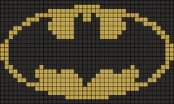 Alpha pattern #16835