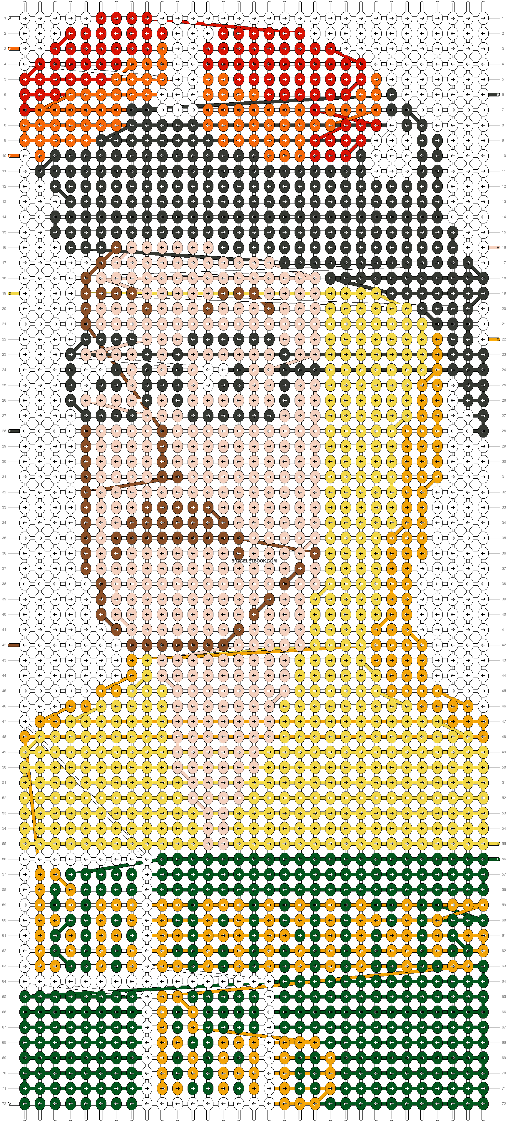 Alpha pattern #16836 pattern