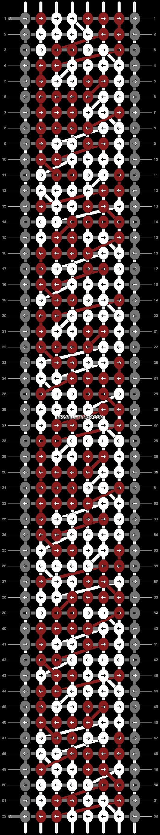 Alpha pattern #16848 pattern