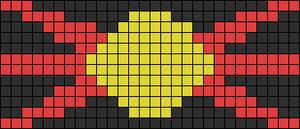 Alpha pattern #16852