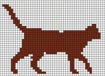 Alpha pattern #16853