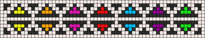 Alpha pattern #16857