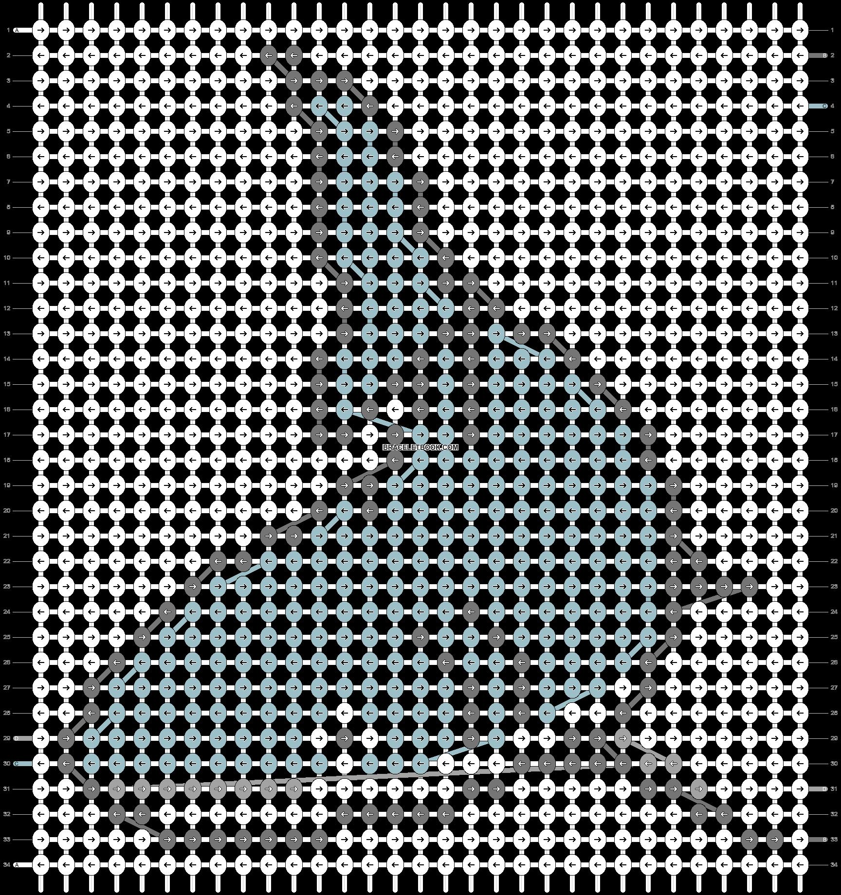 Alpha pattern #16859 pattern