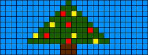 Alpha pattern #16877