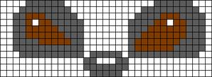 Alpha pattern #16878