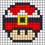 Alpha pattern #16898