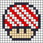 Alpha pattern #16901