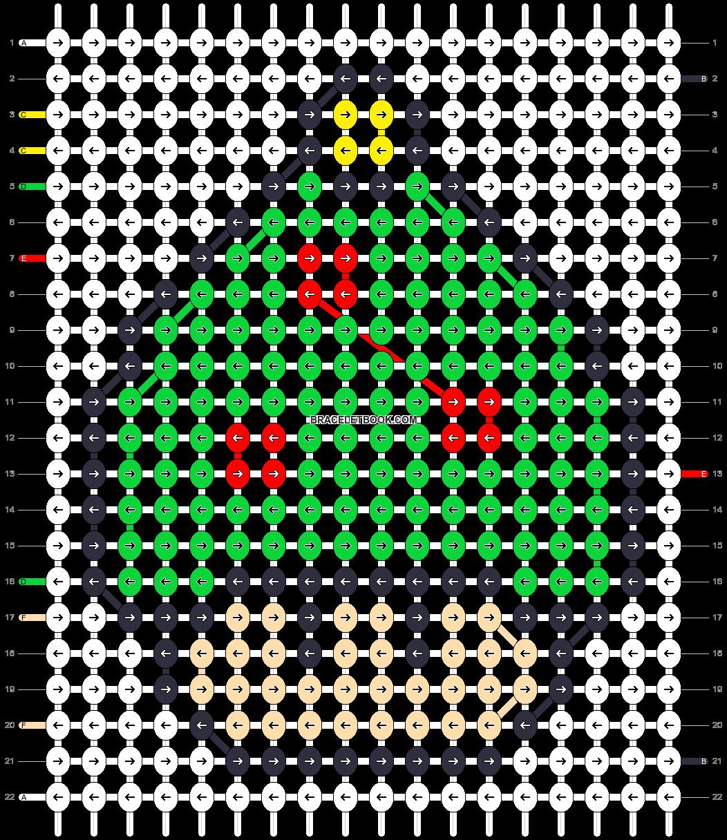 Alpha Pattern #16902 added by CWillard