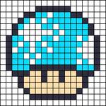 Alpha pattern #16906