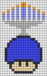 Alpha Friendship Bracelet Pattern #16908
