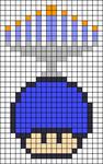 Alpha pattern #16908