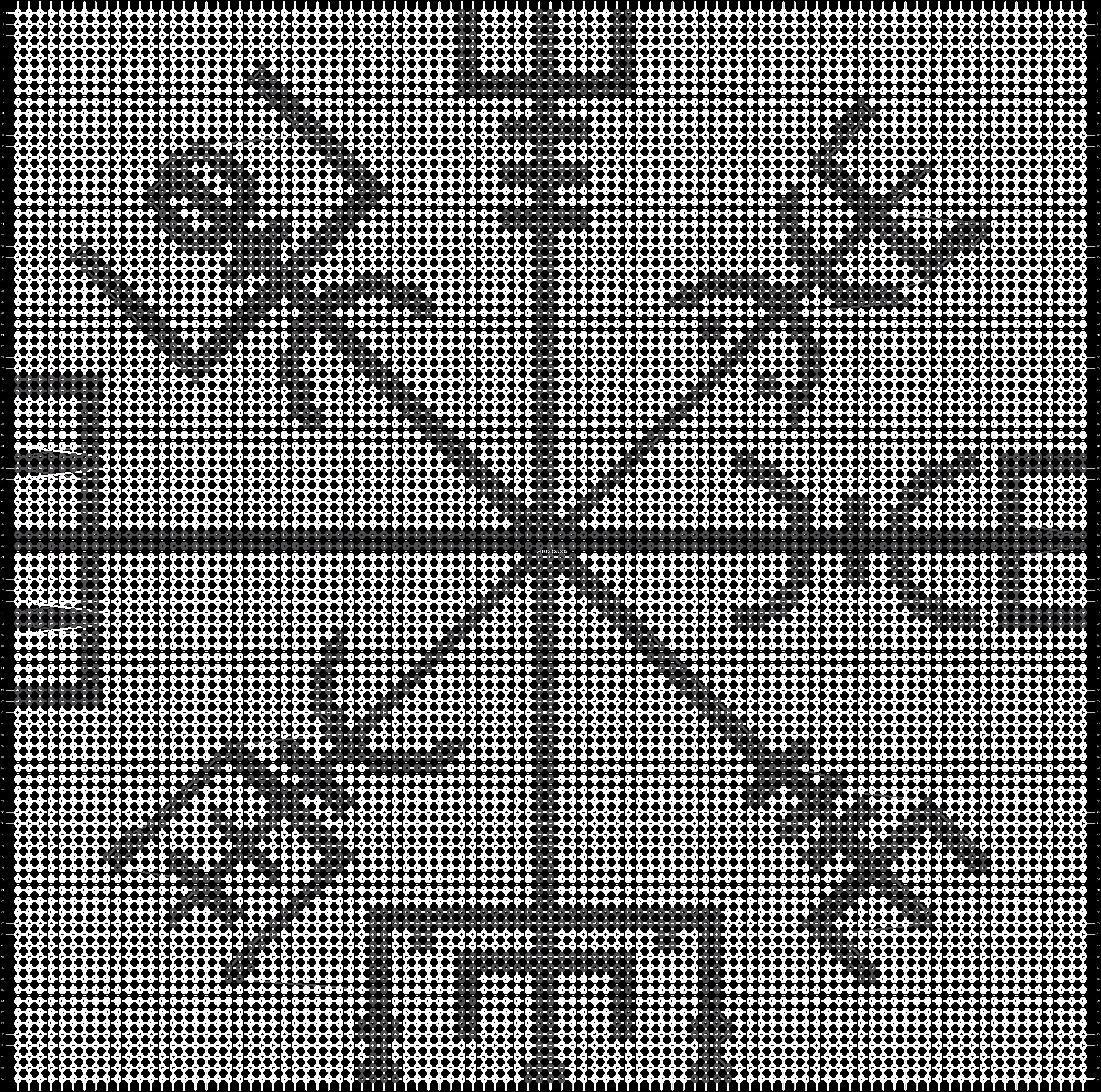 Alpha pattern #16913 pattern