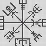 Alpha pattern #16913