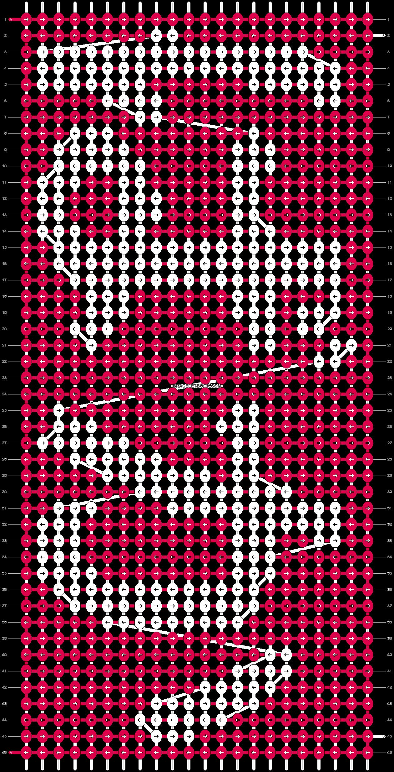 Alpha pattern #16915 pattern