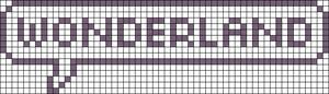 Alpha pattern #16916