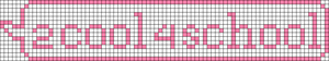 Alpha pattern #16917